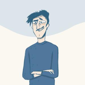 Antoine, vendeur